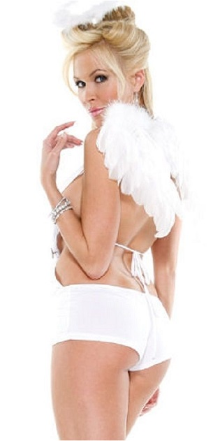 Donna angelo zozza e maiala