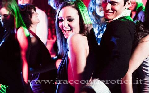 Sesso in discoteca