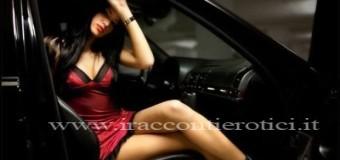 Sesso in limousine