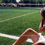 L'istruttore di tennis