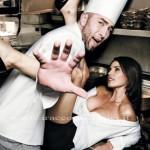 Le mie perversioni ( Il cuoco )